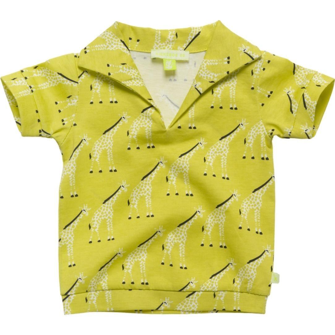 Kiekeboe Kinderkleding.Kiekeboe T Shirt Birdyfred Ginger Kinderkleding En Babykleding