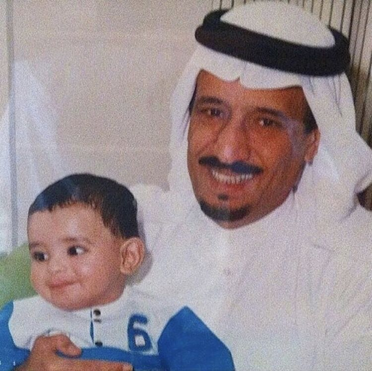 King Salman With His Son Saud Royal Family Profile Picture Cosplay Tips