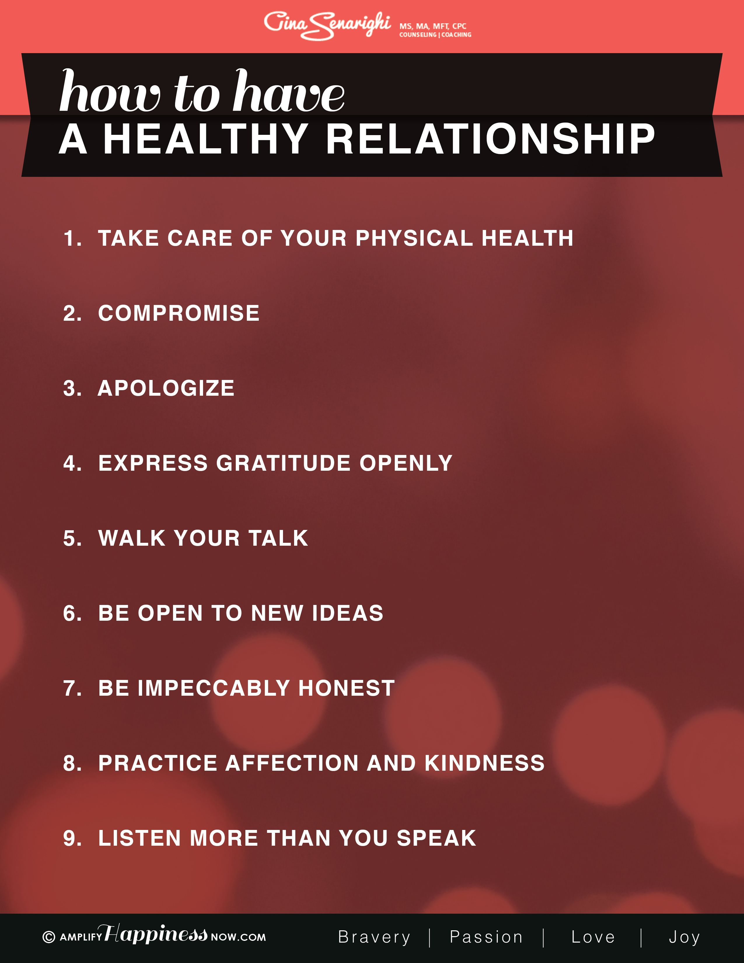the happiness in well developed relationships The magic ratio to a healthy relationship  intimate relationships have a balance between positive and  fast-track methods to satisfaction and happiness in a.