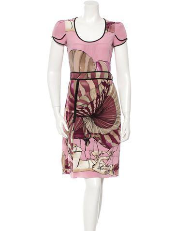 b13cc889c321 Dress | Prada Archive | Dresses, Prada dress, Prada