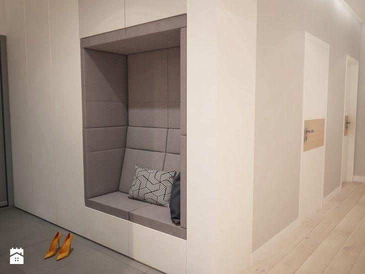 Foyer Decor St Sauveur : Projekt domu jednorodzinnego w tobolicach hol