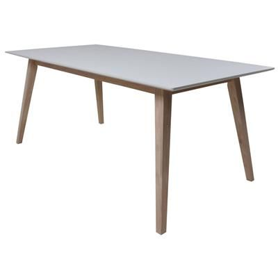 James spisebord inkl. 2 tillægsplader