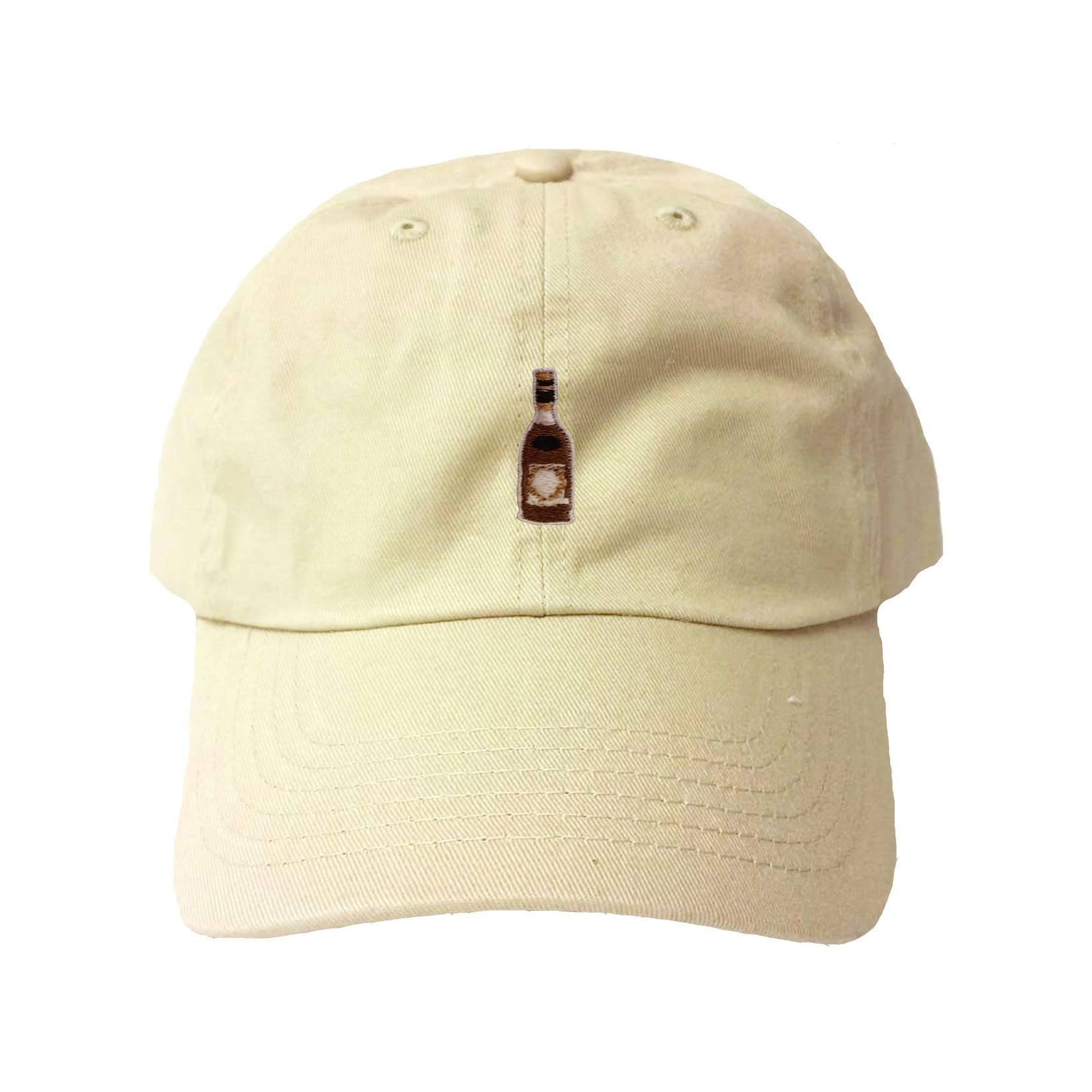 d7441add385 ... Squatch King Threads. Adult Henny Bottle Dad Hat Cap