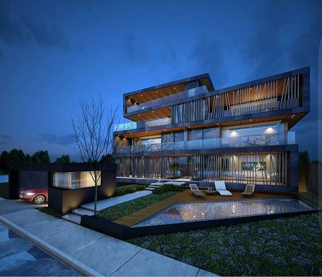 Modern Contemporaryhome Design: Pin By Tyheem Joiner On Inspiration / Liked Posts