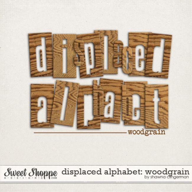 Woodgrain alpha