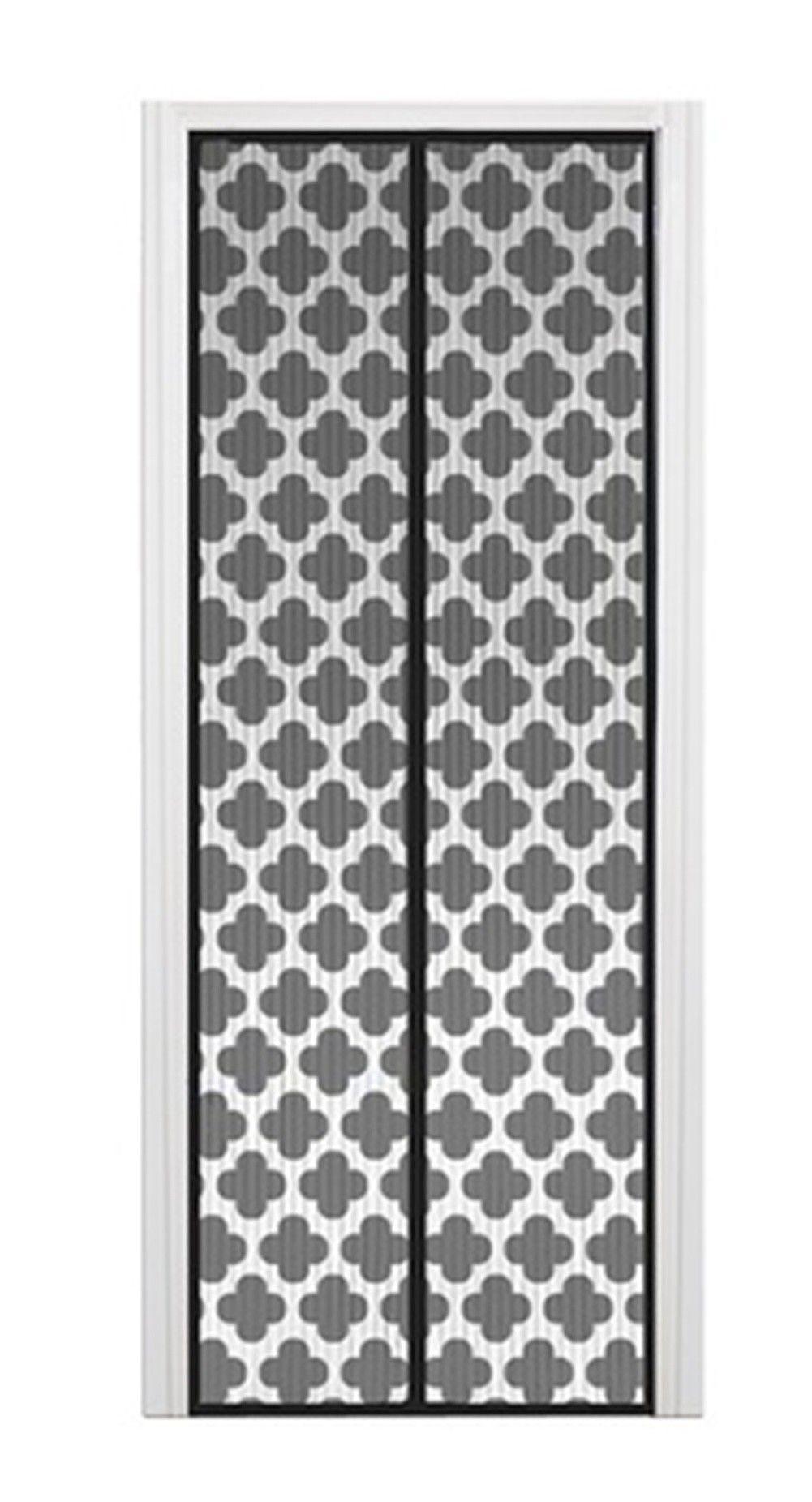 Super Magnetic Screen Door Magnetic Screen Door Patio Doors