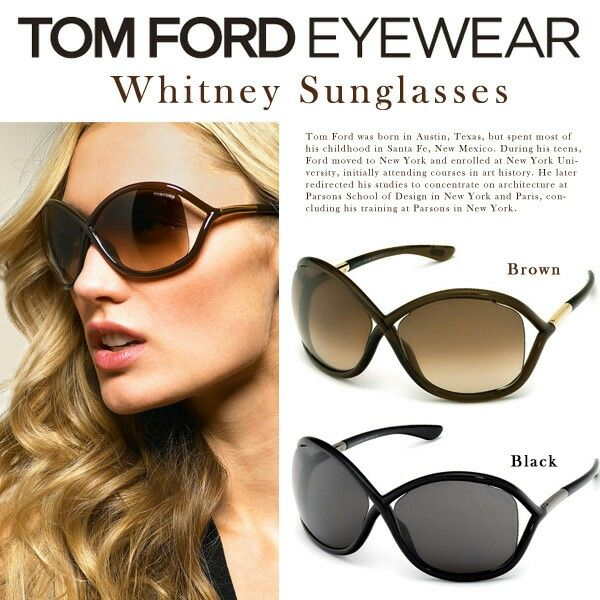 32ba62a2647 Tom ford whitney sunglasses