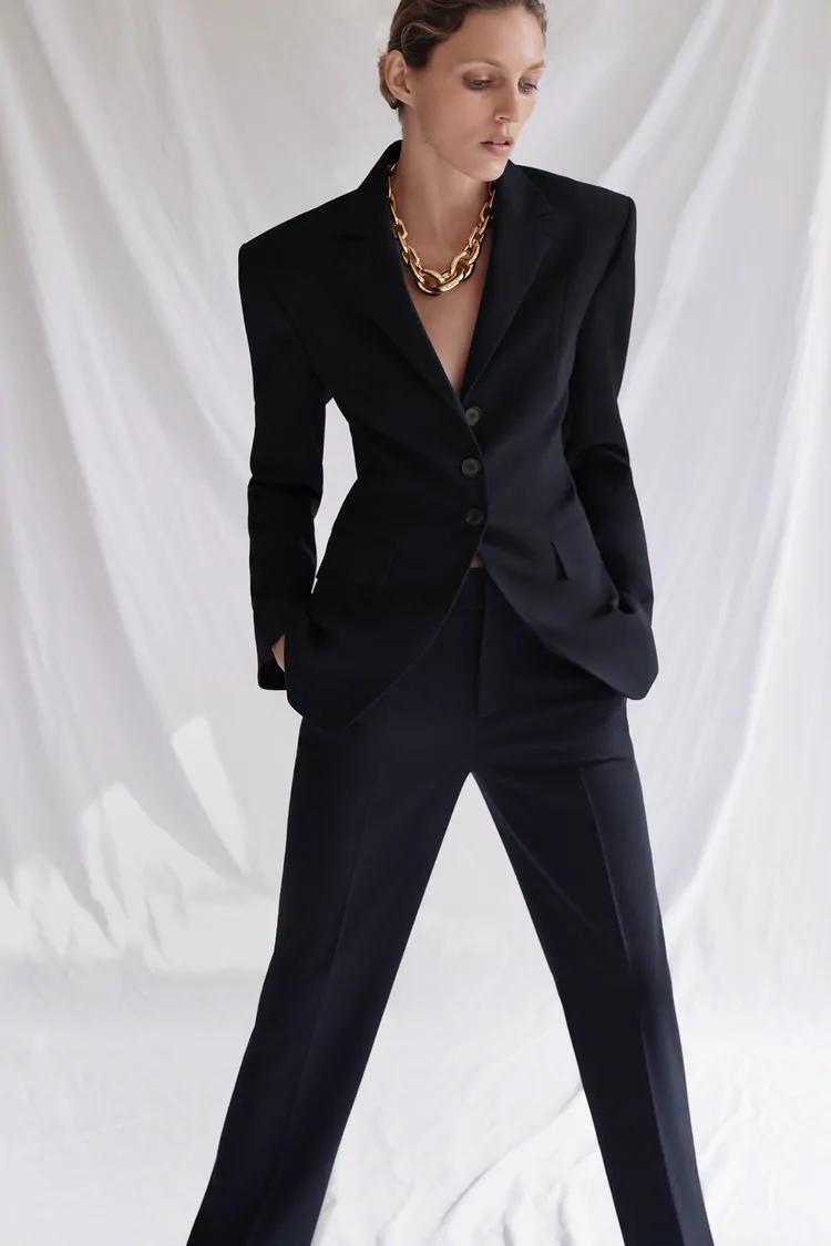 Kadin Pantolon Zara Turkiye 2020 Moda Stilleri Kadin Pantolonlari Zara