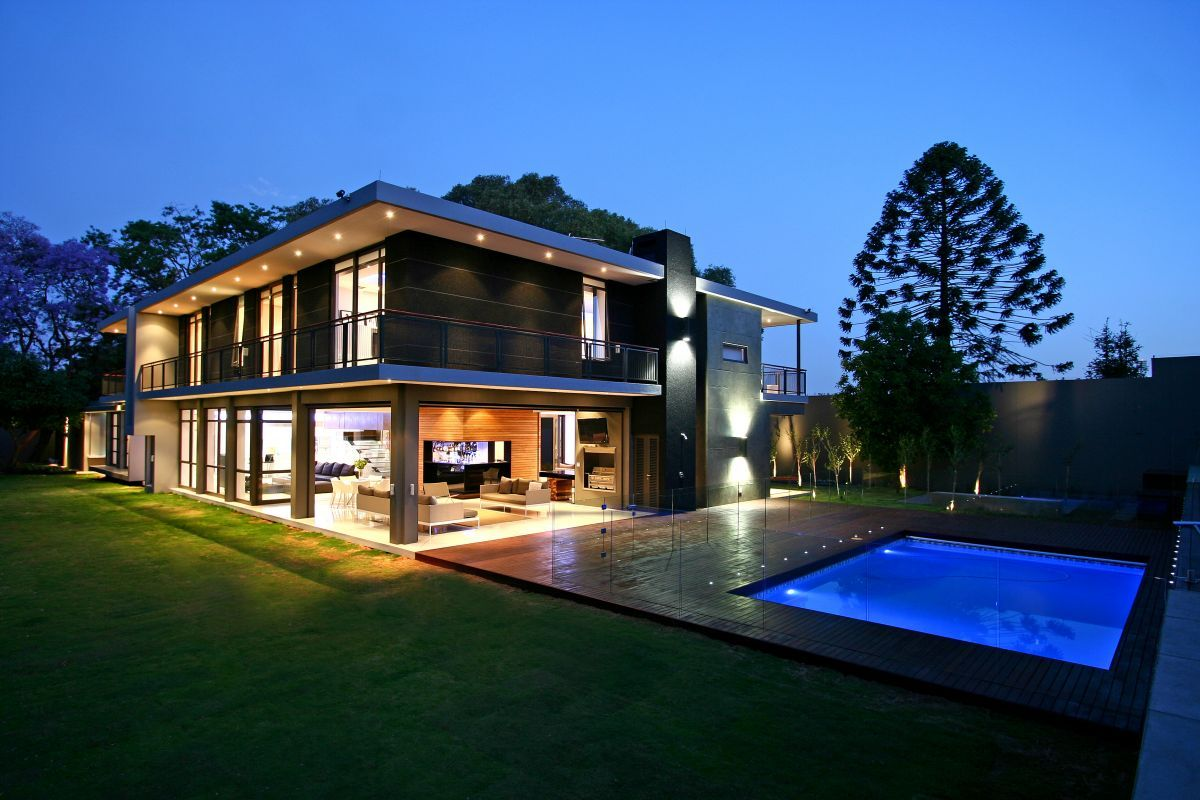Private Contemporary Residence in Johannesburg by Design