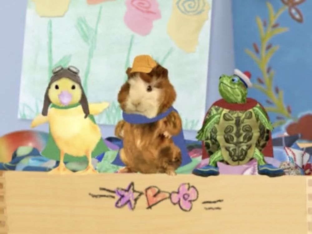 And Ming Ming Too Wonder Pets Disney Characters Winnie The Pooh