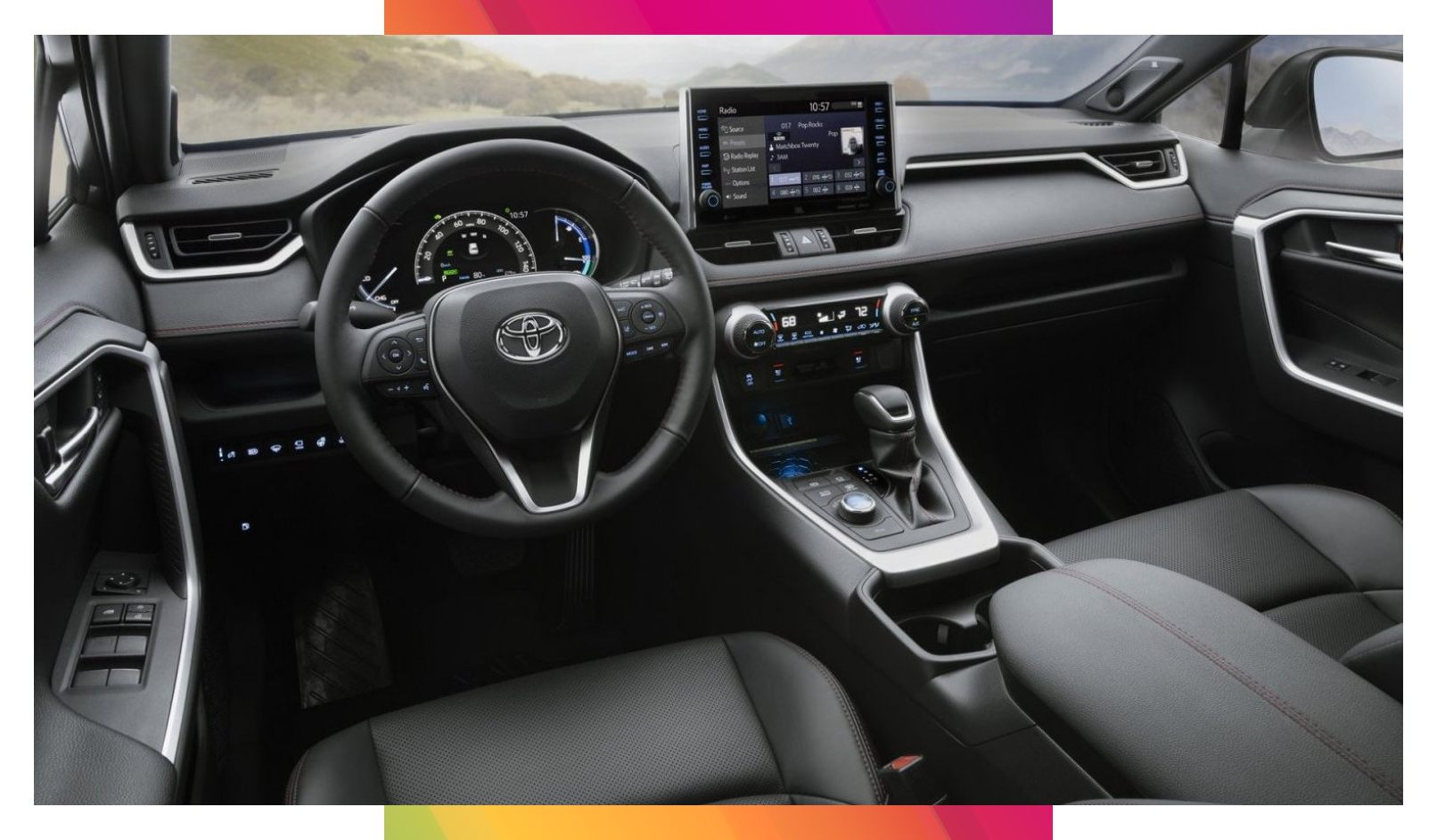 2021 Toyota Rav4 Prime Plug In Hybrid Revealed La Auto Show
