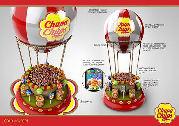 Chupa Chups Concepts on Behance