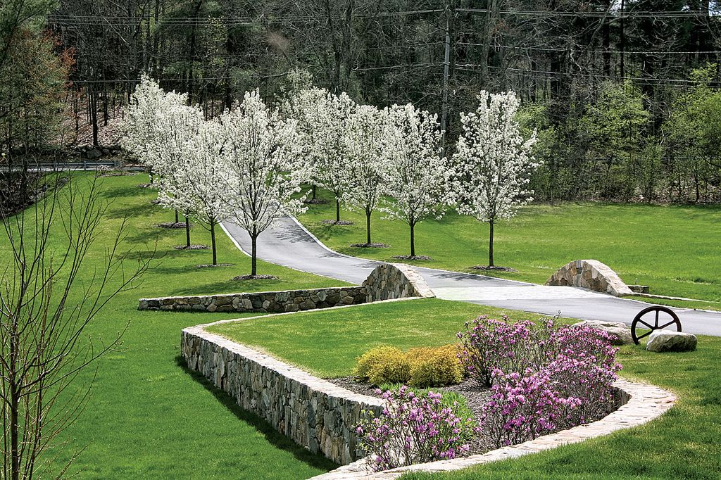 Landscape By Strawberry Hill Landscape Irrigation Landscape Design Landscaping On A Hill Landscape Services