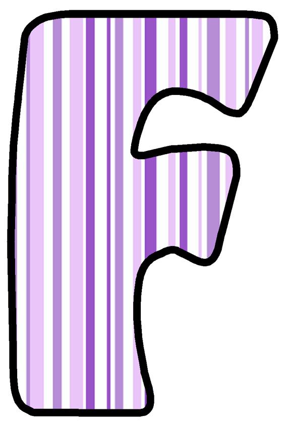 Buchstabe Letter F
