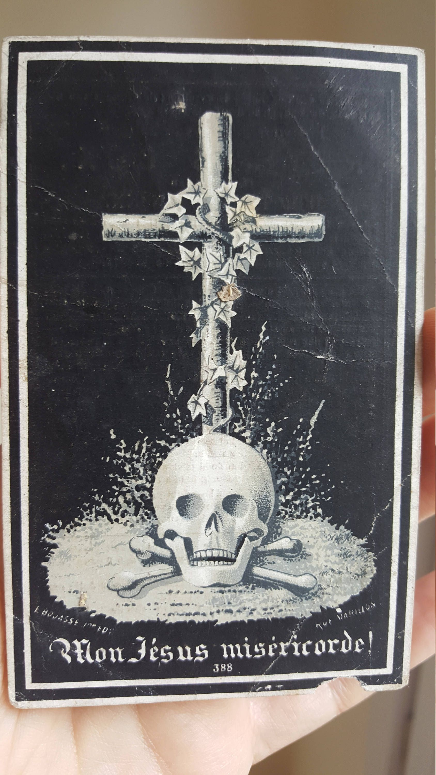 Antique dutch mourning card funeral card art skull holy graveyard antique dutch mourning card funeral card art skull holy graveyard memento mori catholic holy card rip magicingreecefo Choice Image