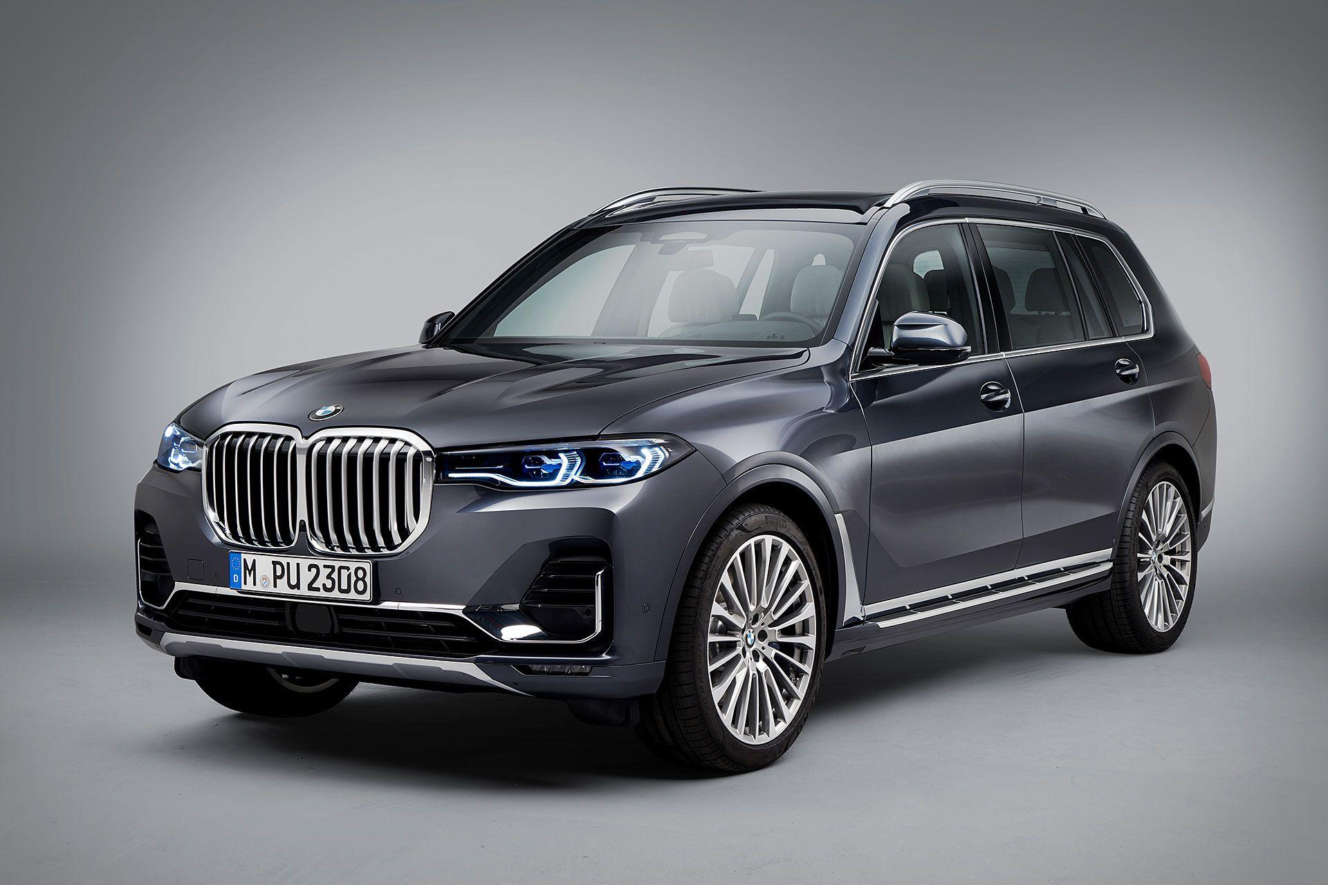 2019 BMW X7 SUV Bmw x7, Bmw suv, Bmw