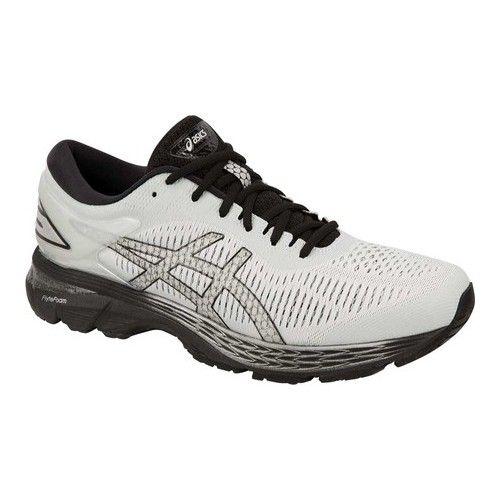 Asics Gel Kayano 25 Running Shoe Running Shoes For Men Black Running Shoes Asics