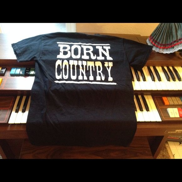 Country top Worn no fading or stains. Tops