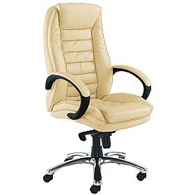 Lucca Executive Leather Office Chairs Www Officefurnitureonline Co