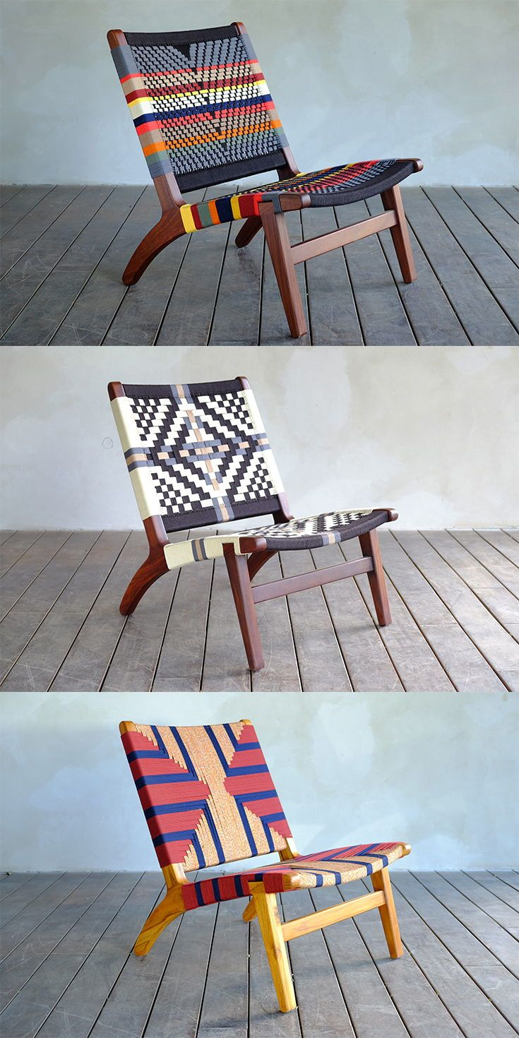 Tough decisions ! ) Inspired by midcentury modern Danish designs our accent chairs are 100% handmade from sustainable tropical hardwood we plant ourselves  is part of Furniture design chair -