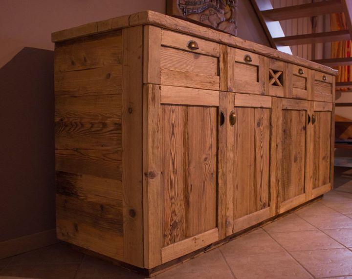 Credenza Abete Fai Da Te : Pin di glockie the netherlands su wood mobili