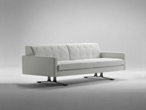 Poltrona Frau Kennedee Two Seater Sofa