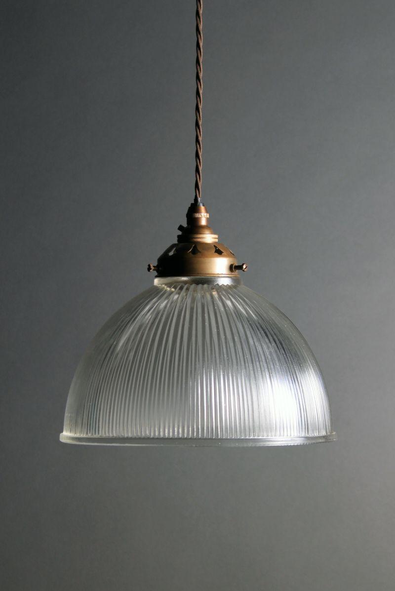 Carey Prismatic Pendant Light With