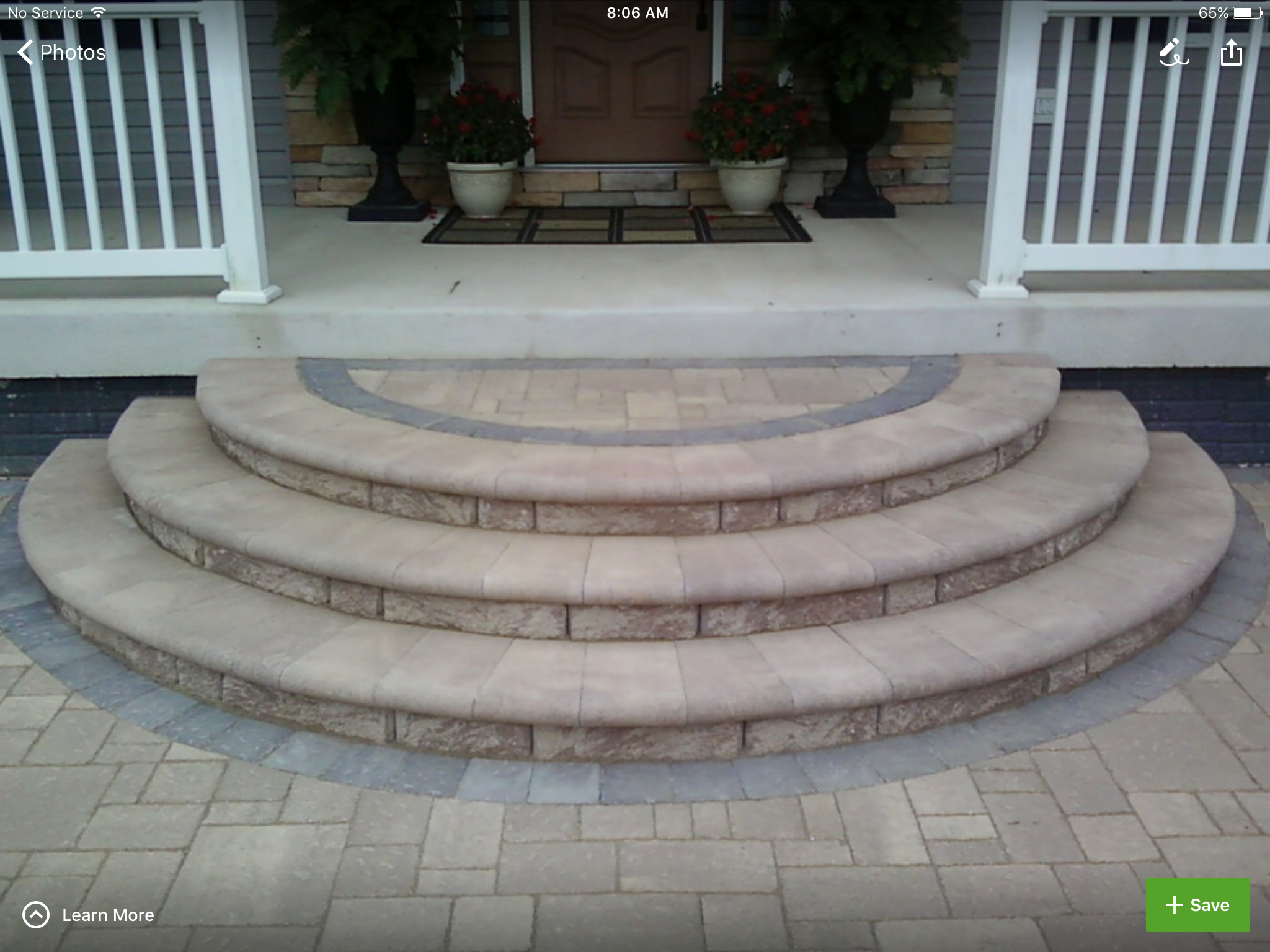 Pin by Michael Kneer on Concrete and stone steps | Pinterest ...