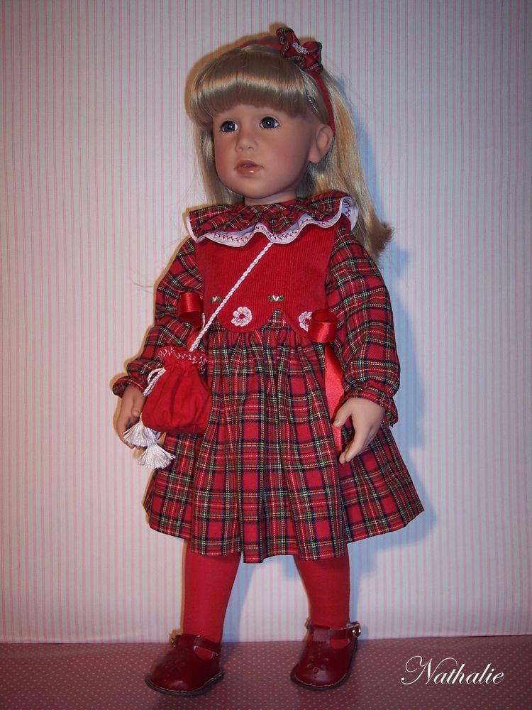 Tenue pour poupée Götz, Hannah, 50 cm. Tenue poupée