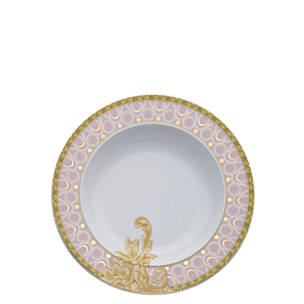 The Home Collection - Versace Rosenthal Dinnerware / Byzantine Dreams Rim Soup Plate $105.00  sc 1 st  Pinterest & The Home Collection - Versace Rosenthal Dinnerware / Byzantine ...