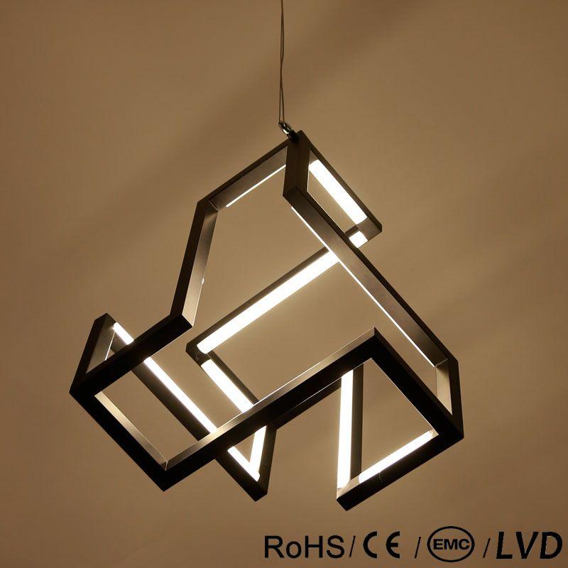 LICÁN Nuevos diseños Modernos Luces Colgantes Para Comedor sala de ...