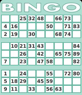 free printable number bingo card generator   Discover more ideas ...