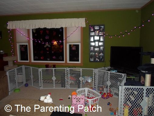 Decorating My Living Room for Valentine\u0027s Day Wordless Wednesday