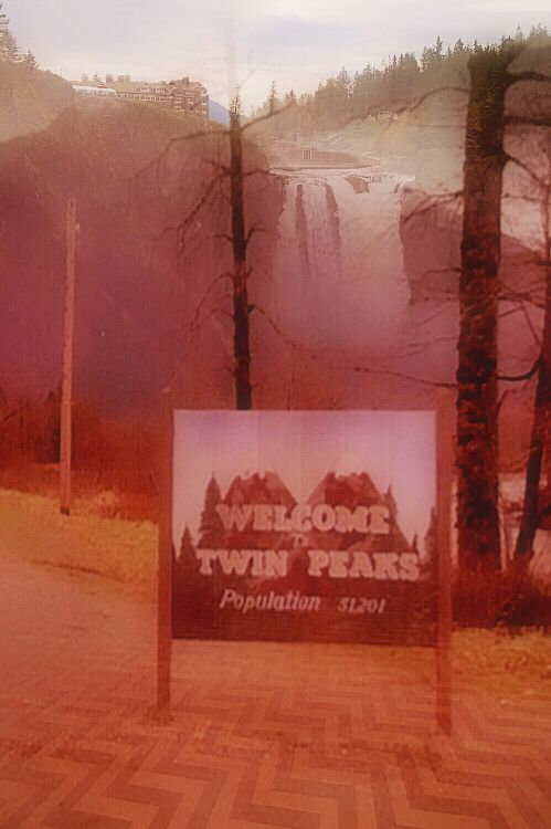 A Twin Peaks Iphone Wallpaper I Made Twin Peaks Twin Peaks Wallpaper Twin Peaks Tv