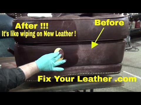 Leather Couch Peeling Repair Kit