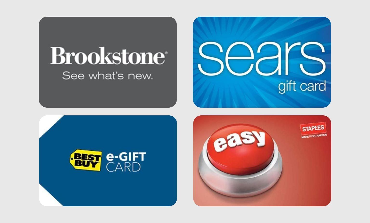 Pro Bono Gift Cards Gift cards for free free gift cards Pinterest