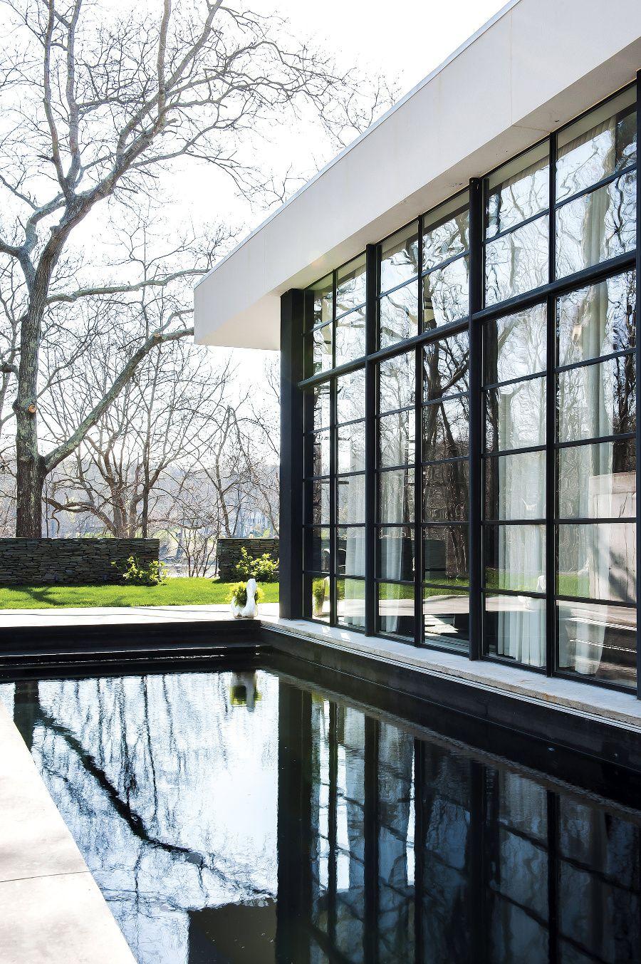 Sag Harbor House By P T Interiors With Images: Extérieurs Des Maisons Modernes, Maison Et Planete Deco