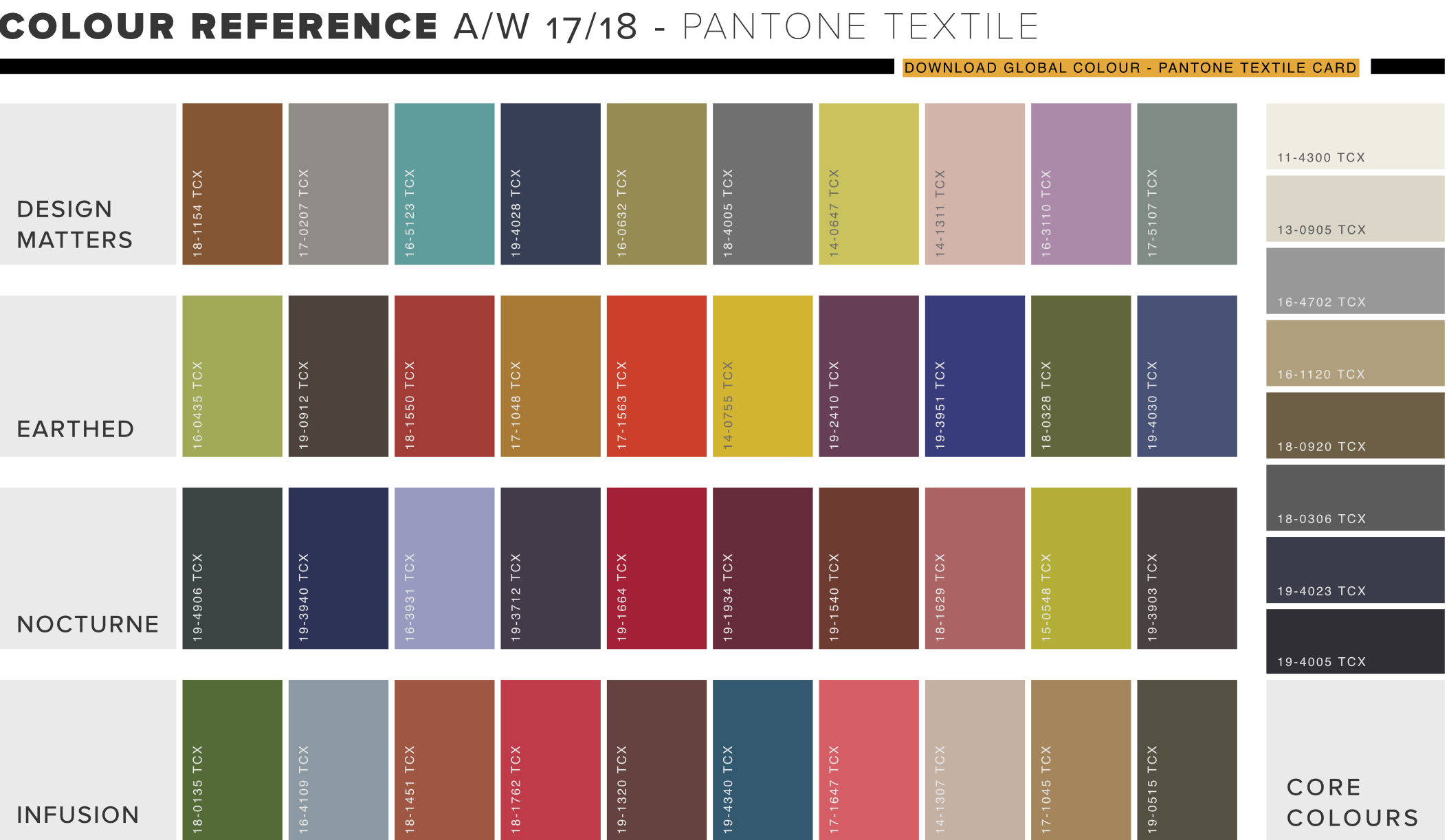 Wgsn fw1718 colour forecast trends pinterest aw17 winter wgsn fw1718 colour forecast geenschuldenfo Images