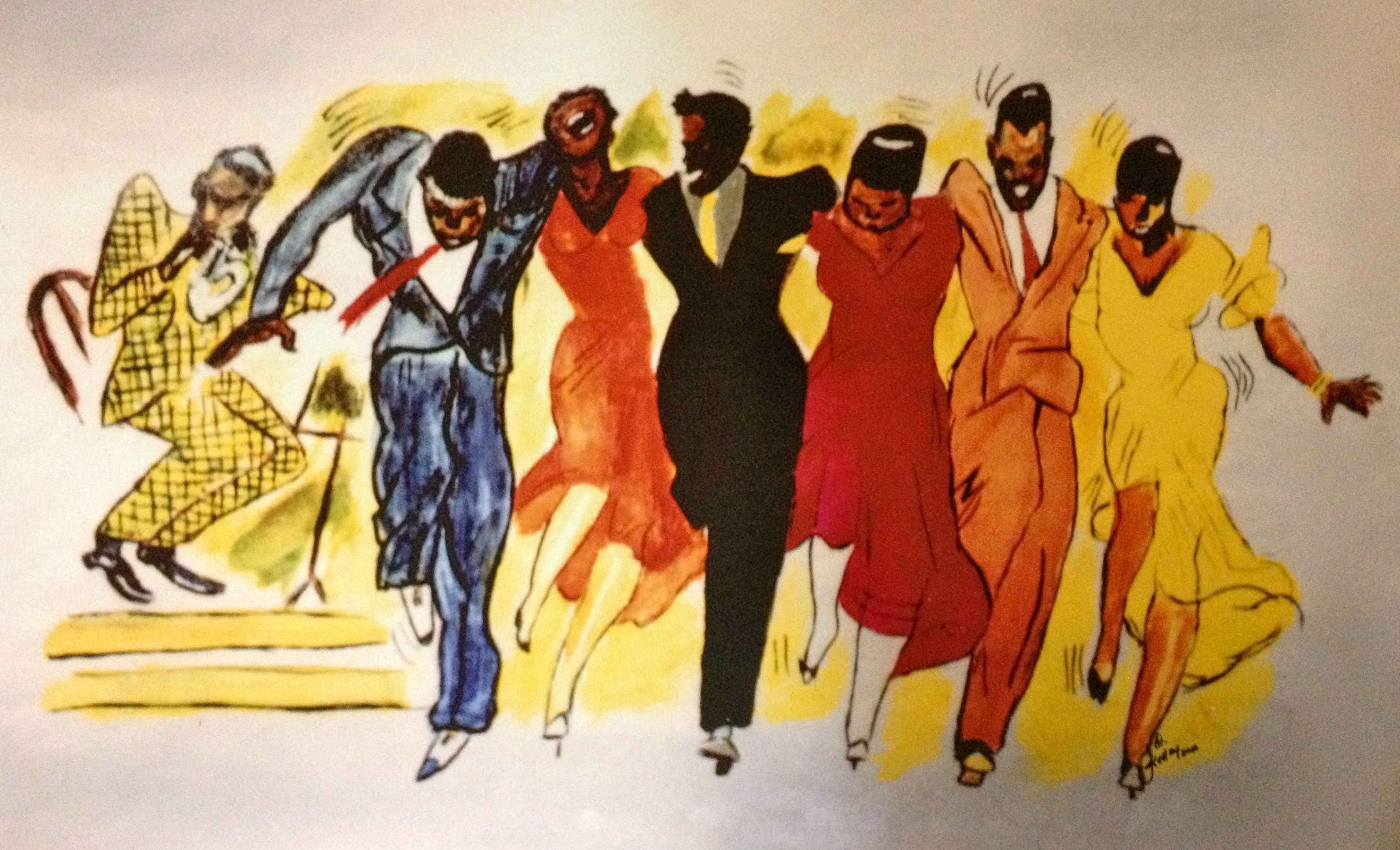 african american dance 2 essay The history of african americans is, to a significant degree, the history of the united states black people accompanied the first explorers, and a black man was among the first to die in the american revolution.