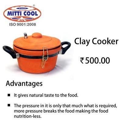 Ensures natural taste to your food!