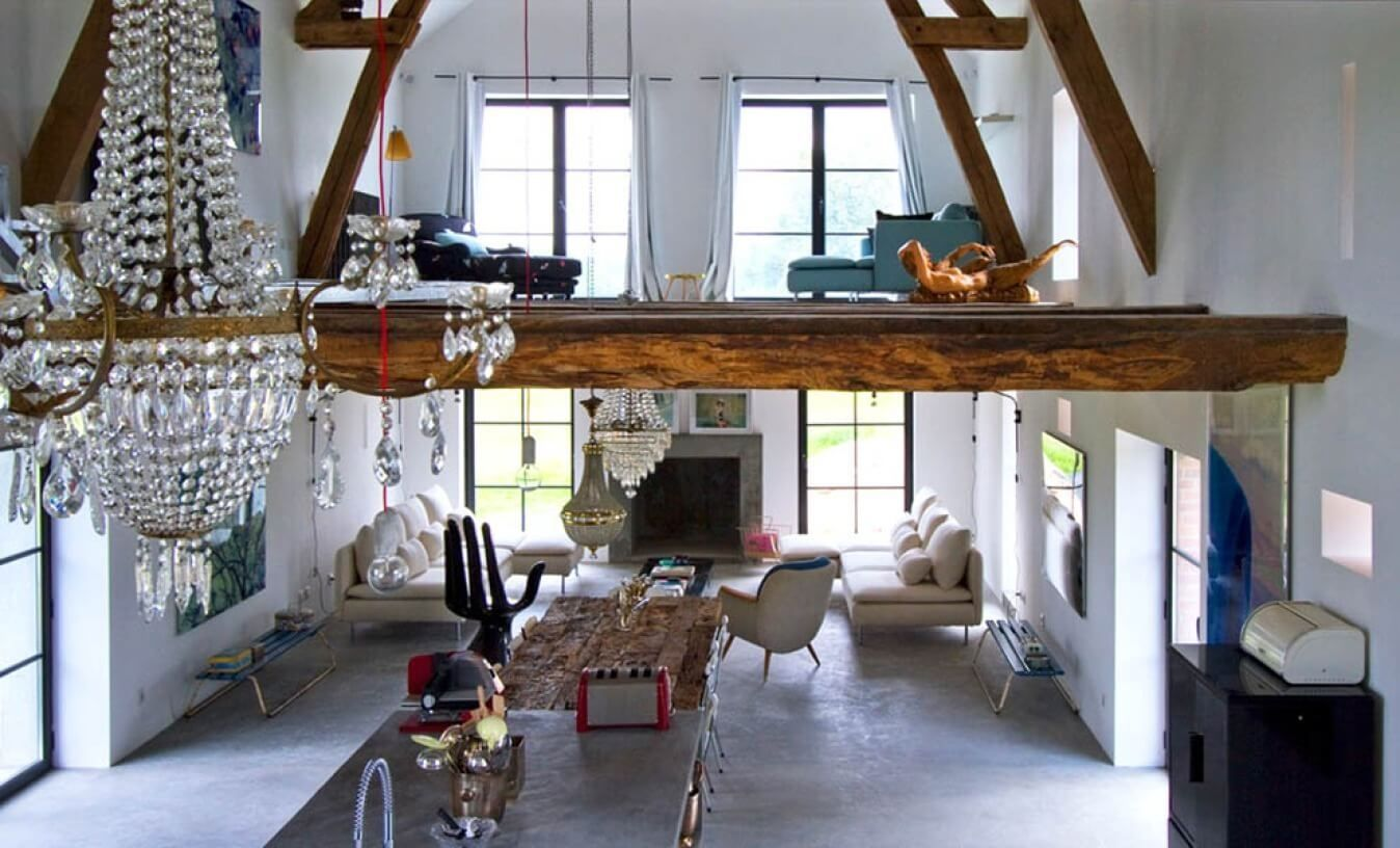 50+ Barn Home Ideas for Restoration, Remodeling and New ...