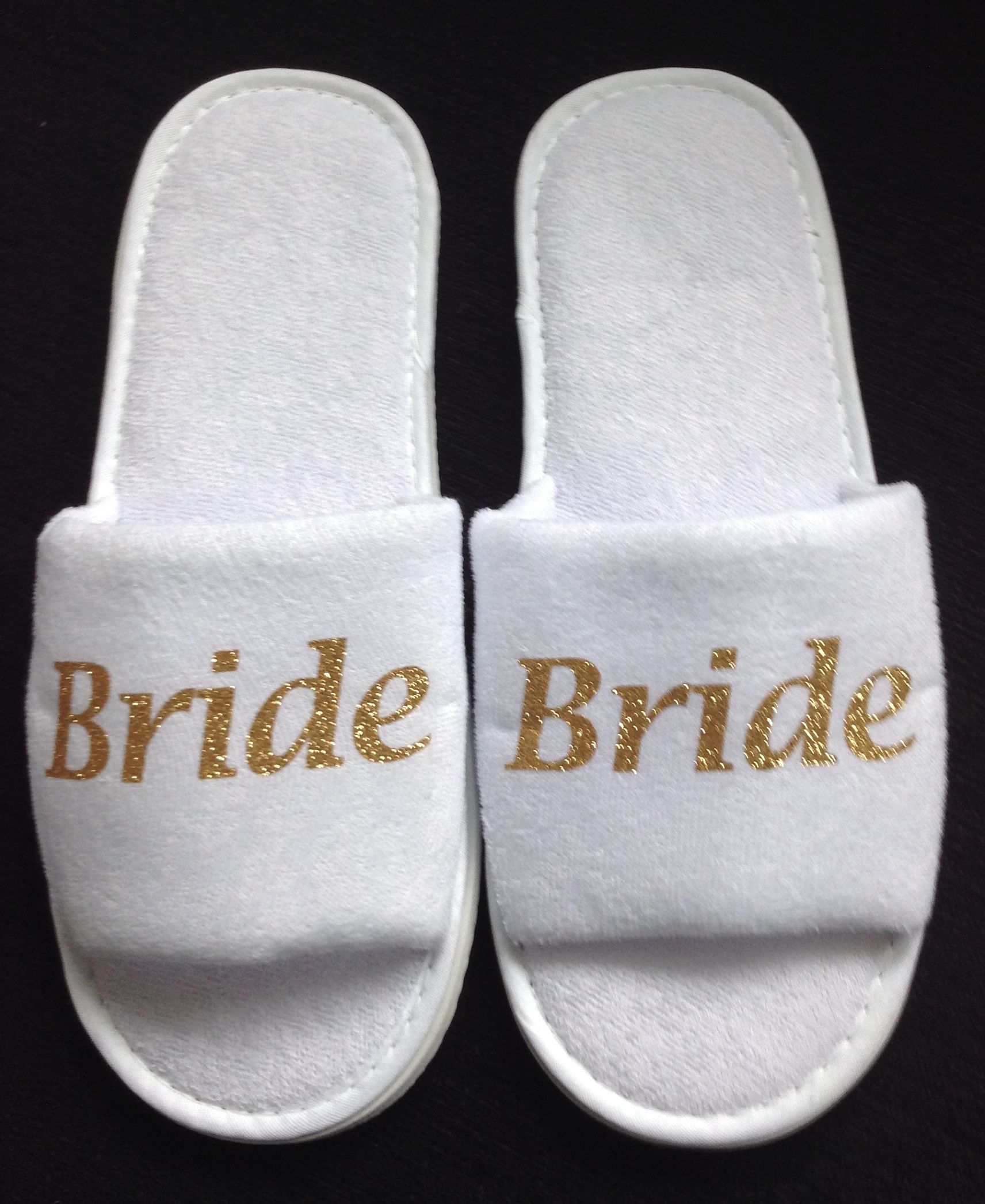 pictures How to Personalize Slippers