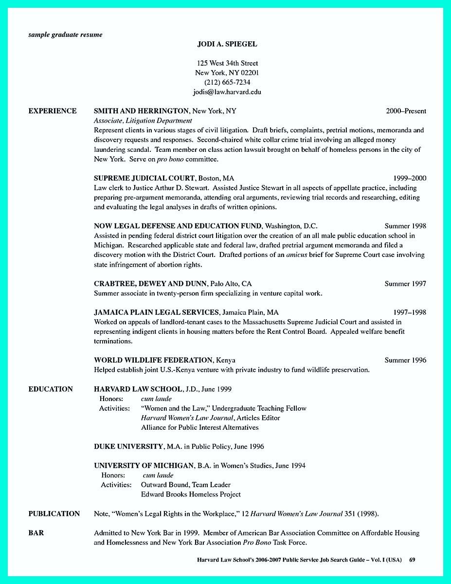 cool Cool Sample of College Graduate Resume with No Experience ...