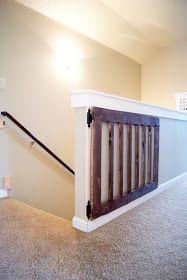 Custom Baby Gate In 2018 New Dream House Ideas Baby Gates Diy