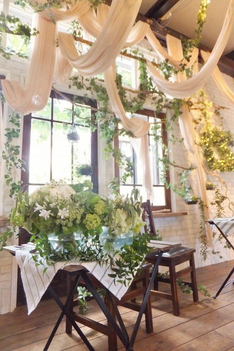 空間装飾を自分の結婚式で選びたいなら Choole チュールウエディング