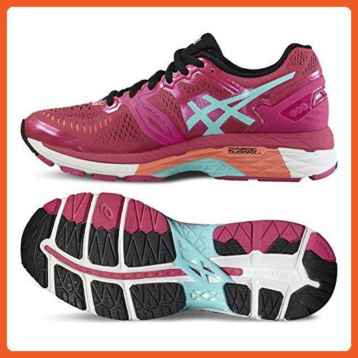 Asics/ Gel Kayano , 23 à Chaussures de course à pied AW16 , Couleur Rose/ Bleu , US 0877a39 - sinetronindonesia.site