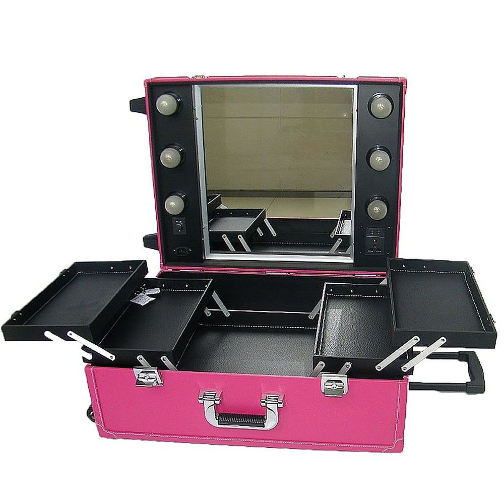 mobile salon | Home > Salon Equipment > Beauty Boxes > Mobile Beauty ...