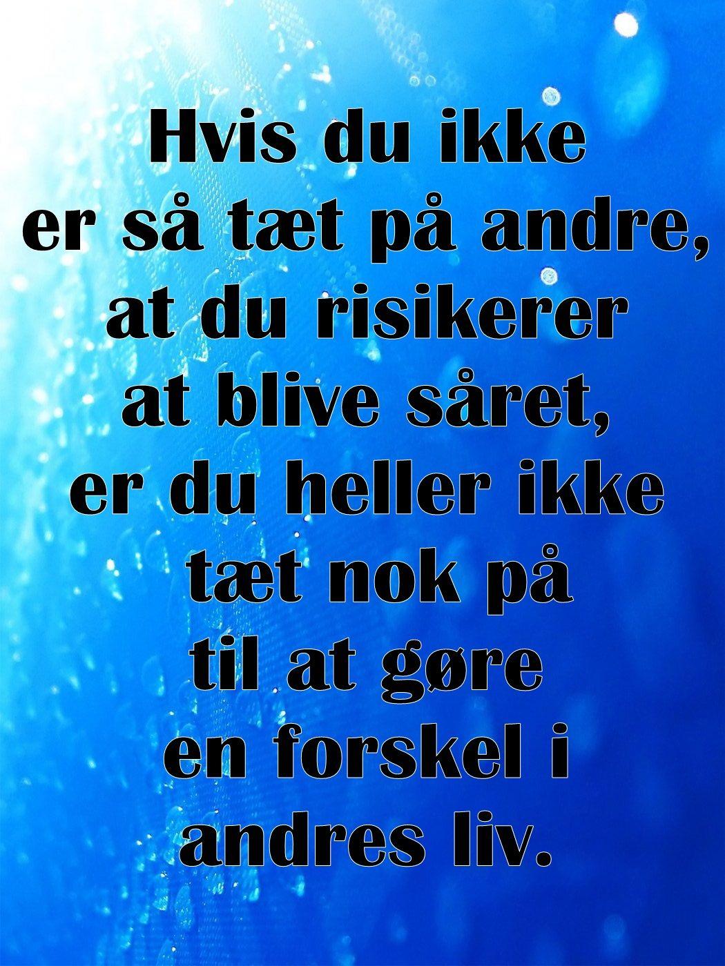 Citat Dansk Forskel Citater Livets Sandheder Og Sjove Citater