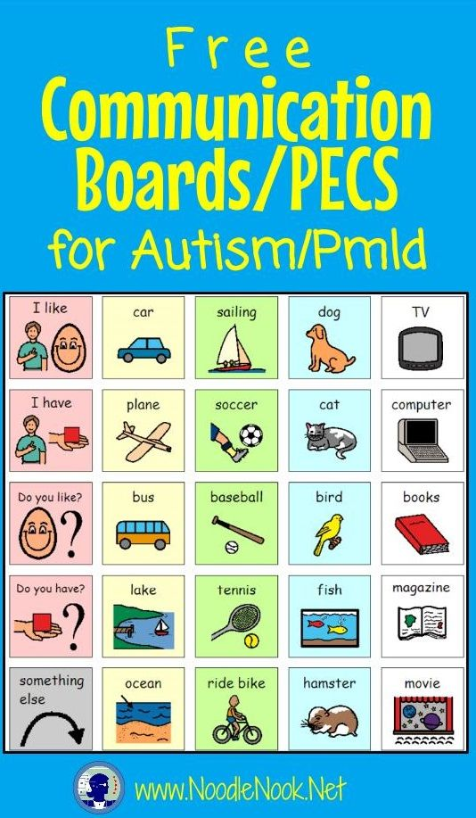 Lucrative image in free printable resources for autism