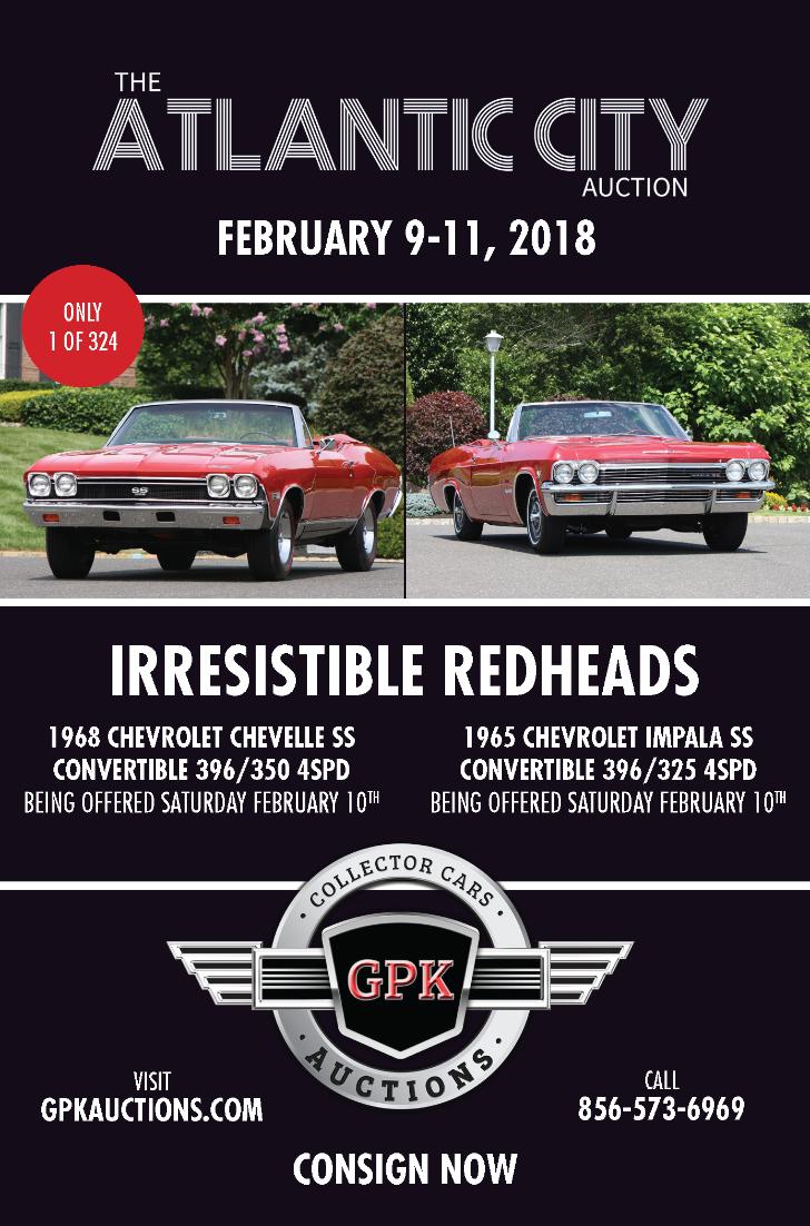 MARK YOUR CALENDAR The Atlantic City Auction And Car Show Is - Atlantic city car show 2018